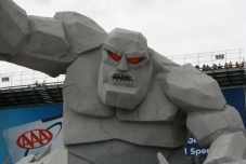 Miles. The Monster of the Monster Mile.  (Photo by Judson courtesy of Flickr.com)