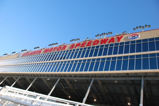 AMS moves to the spring portion of the NASCAR schedule this year.  (Photo courtesy of Hans J E via Flickr.com)