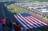 Lots of ceremony and rembrance at the Coca-Cola 600.  (Photo courtesy of North Carolina National Guard via Flickr.com)